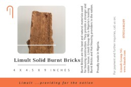 Limult Local Solid Burnt Bricks - www.limult.com