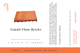 Limult Floor Bricks