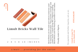 Limult Bricks Wall Tile